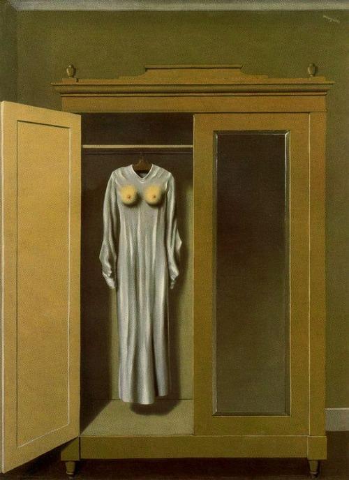 רנה מגריט, in memoriam mack sennett, 1936