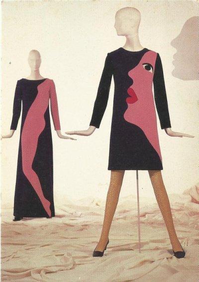 איב סאן לורן, שמלות פופ ארט בהשראת טום ווסלמן