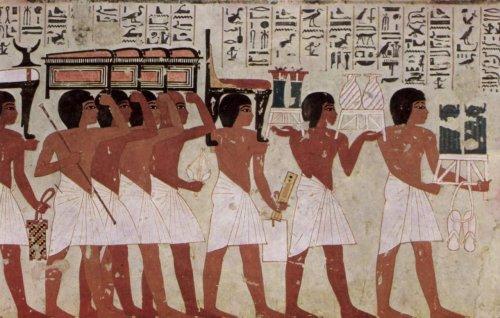 מצרים העתיקה, ההשראה