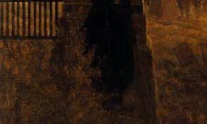 קספר דויד פרידריך, שער בית הקברות, פרט
