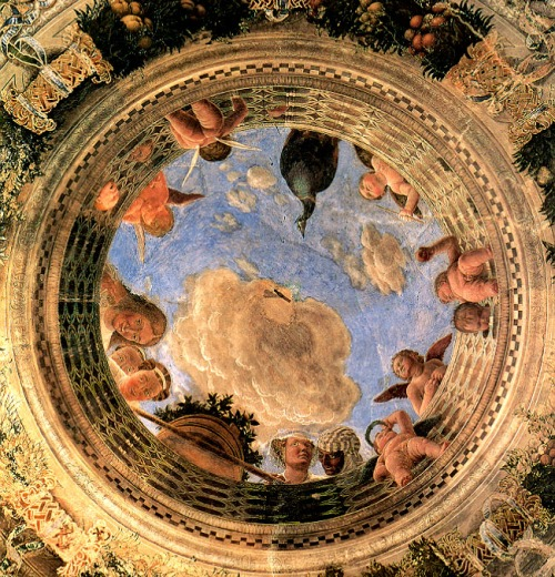 Mantegna, איטליה, המאה ה15