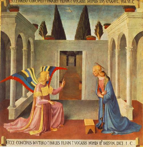 הבשורה השישית של פרה אנג'ליקו, 1452