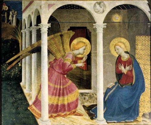 הבשורה, פרה אנג'ליקו, 1434