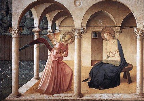 הבשורה, פרה אנג'ליקו, 1443
