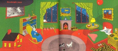 מתוך לילה טוב ירח מאת מרגרט ווייז בראון