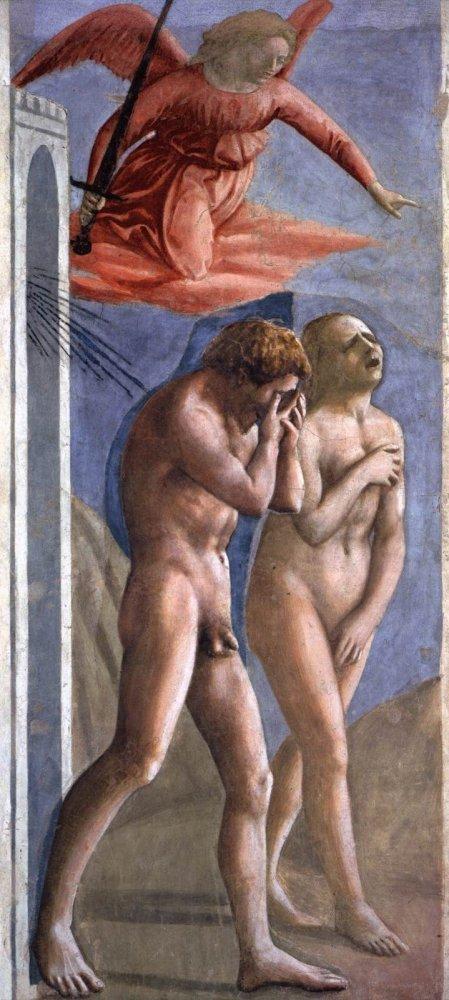 מזאצ'ו, המאה ה15, הגירוש מגן עדן