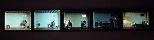 ביל ויולה, Catherine's Room, 2001 - רגע מתוך כל הפרדלה