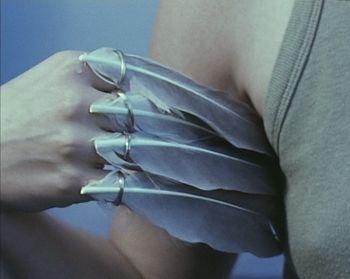 רבקה הורן, כנף
