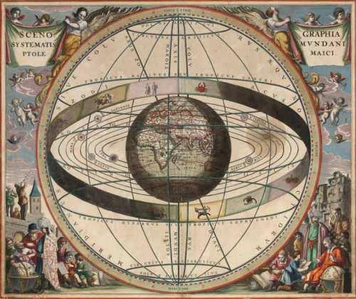 היקום על פי אריסטו