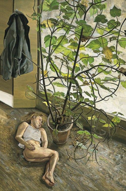 לוסיאן פרויד, 1968