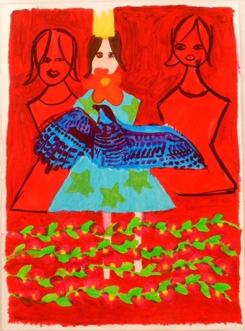 ציור של ארנה ברומברג