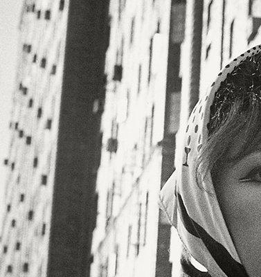 סינדי שרמן, 1978 untitled film still # 17 (פרט)