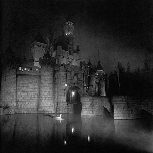 דיאן ארבוס, ארמון היפהפייה הנרדמת בדיסנילנד, 1962