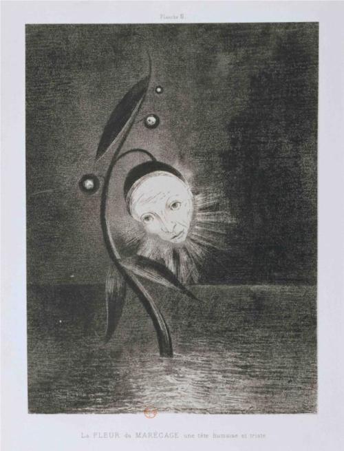 אודילון רדון, 1885