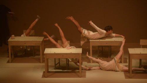 """מתוך """"אבק"""" מאת ענבל פינטו ואבשלום פולק"""