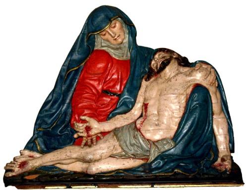 חואן דה חוני, המאה השש עשרה.