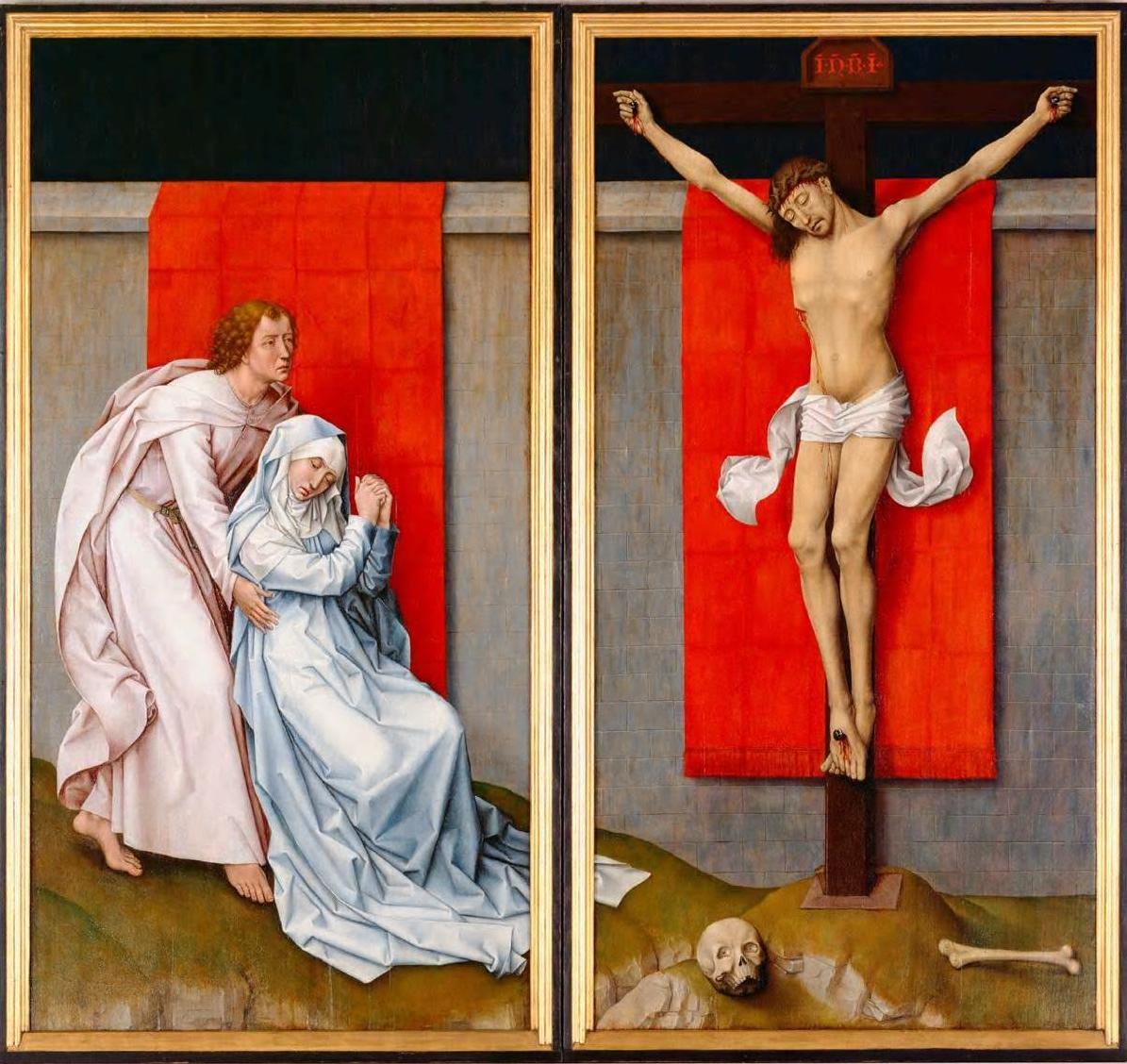 רוחיר ואן דר ויידן, צליבה 1460 (לחצו להגדלה)
