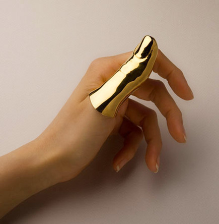מגע מידאס, תכשיט של