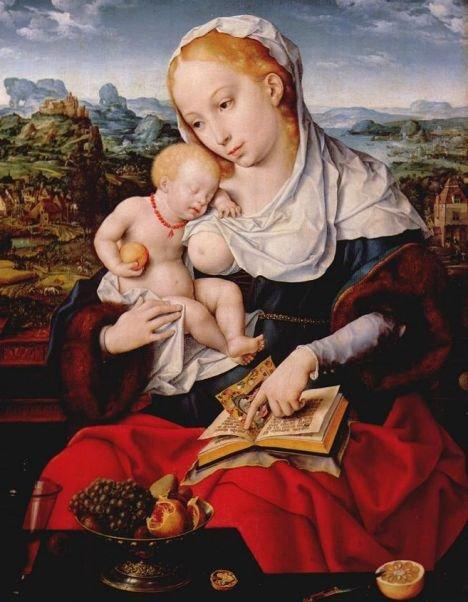 יוס ון קלווה, 1525