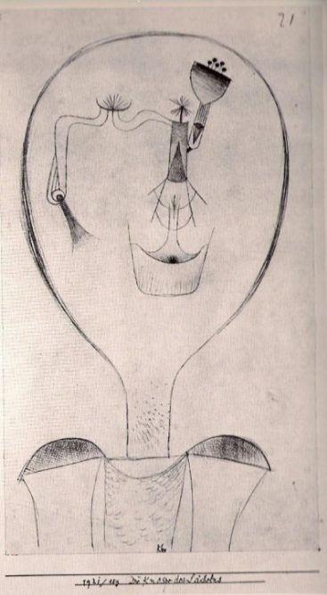 פול קליי, הענף שעליו צומח החיוך