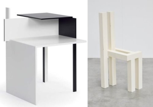 רהיטים של דה סטיל