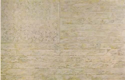 תמונה ג'ספר ג'ונס, דגל לבן, 1955