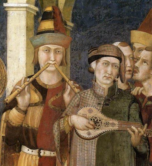 סימונה מרטיני (פרט) המאה ה-14