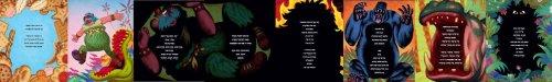 לועות ובטנים נבחרים. מחושך לאור. אייר דוד פולונסקי, מתוך ברמלי מאת קורניי צ'וקובסקי