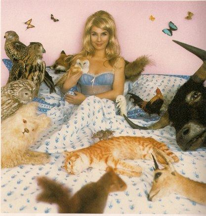 האמנית סופי קאל חיה יום לפי האות B בעקבות מריה, גיבורת ספרו של פול אוסטר