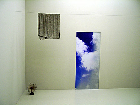 לואיס קמניצר, החדר השני - 2001-2002 מיצב, קאסל, הדוקומנטה ה11.