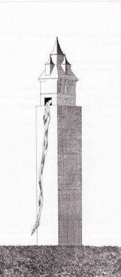 במגדל היה חלון אחד, אייר דיוויד הוקני