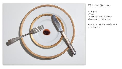 צילם הנרי הרגריבס, מתוך פרוייקט הסעודות האחרונות