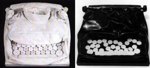 מכונות כתיבה, קלאס אולדנבורג 1963 (כל אחת והגיחוך שלה)