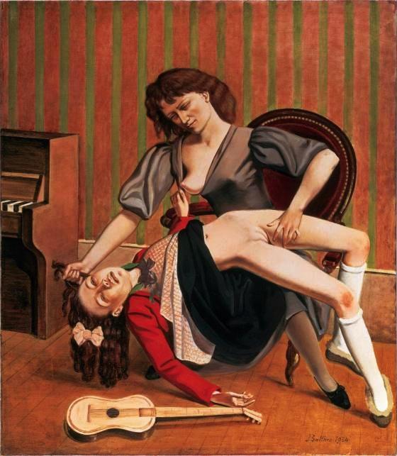 בלתוס, שיעור הגיטרה 1934