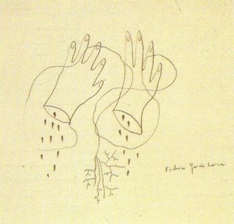 פדריקו גרסיה לורקה, ידיים כרותות (מה הוא ידע על הנושא?)