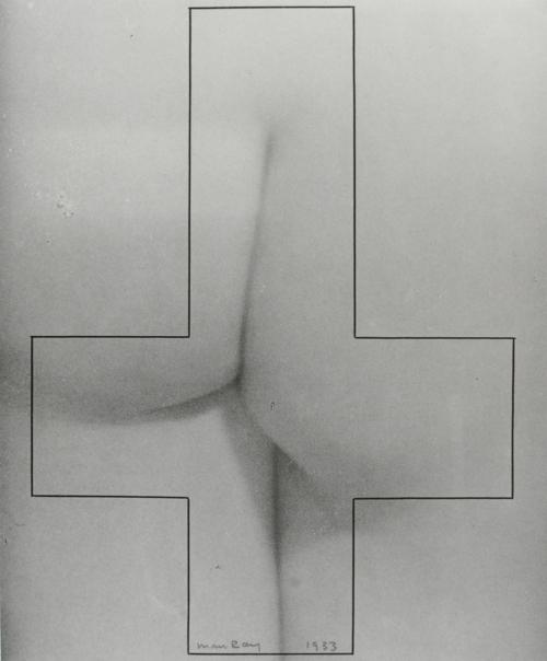 מאן ריי, אנדרטה לד. א. פ. דה סאד, 1933