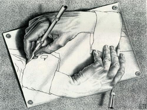 מאוריץ קורנליס אֶשֶר, 1948