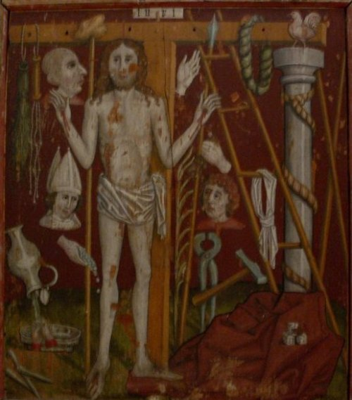 arma christi 1468