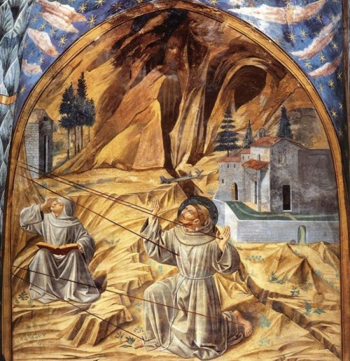 benozzo gozzoli המאה ה15